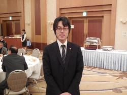 吉岡RAC会長