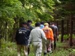 森林視察1