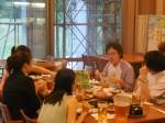 テーブルの様子2