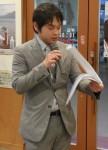 東野健太副会長幹事報告
