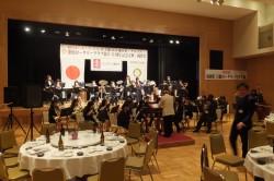 北海道文京大学吹奏学部の素晴らしい演奏