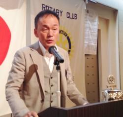 年度計画発表 環境保全委員会 稲川 和伸 委員長